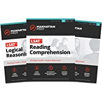 LSAT Strategy Guide Set