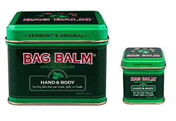 Review Bag Balm 2 Pack