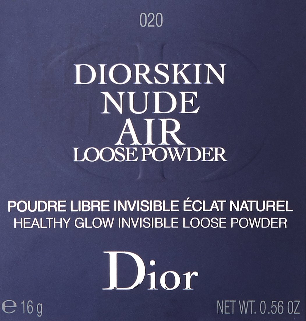 Christian Dior Diorskin Nude Air Loose Powder, No. 020 Light Beige, 0.56 Ounce by Dior (Image #3)