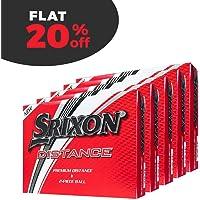 Srixon 2019 Distance Soft Golf Balls | Super Saver Pack | 5 Dozen