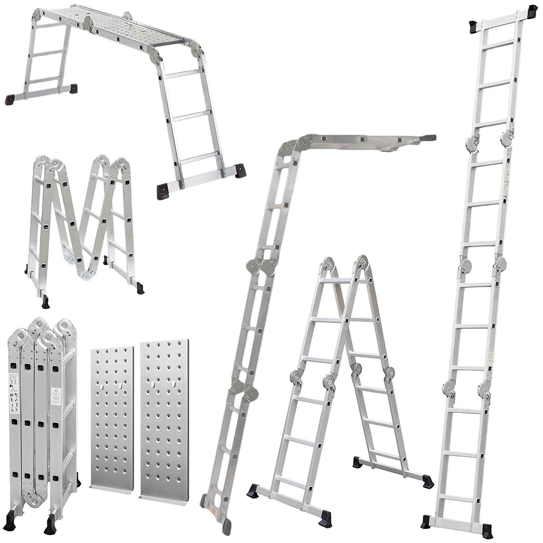 Fantastic Multi Purpose Ladders Lamtechconsult Wood Chair Design Ideas Lamtechconsultcom