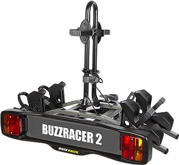Buzzracer 2 Fahrradträger Für Anhängerkupplung Plattform Für 2 Fahrräder Auto