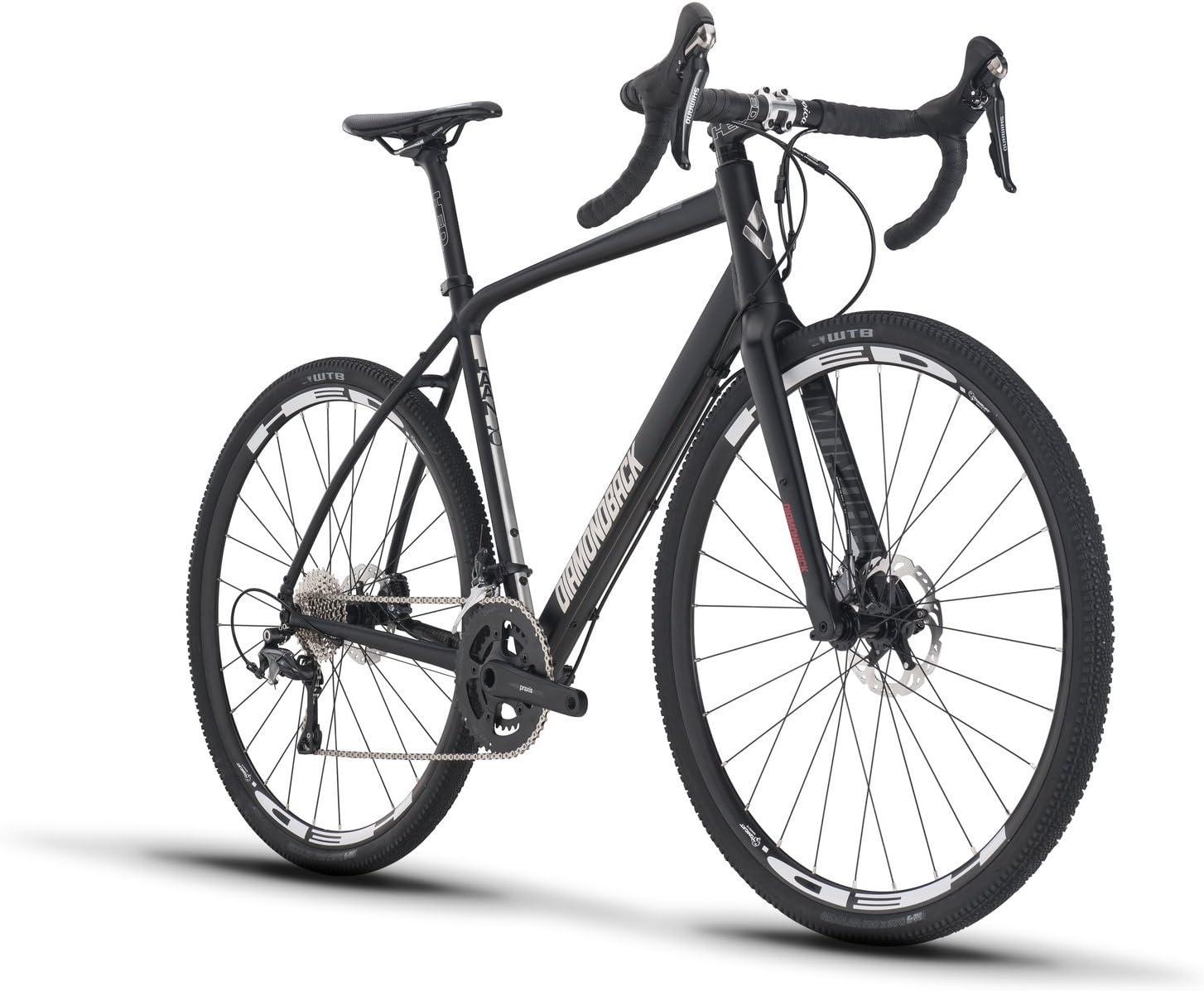 Diamondback Bicicleta Haanjo 4 Gravel Bicicleta de Carretera ...