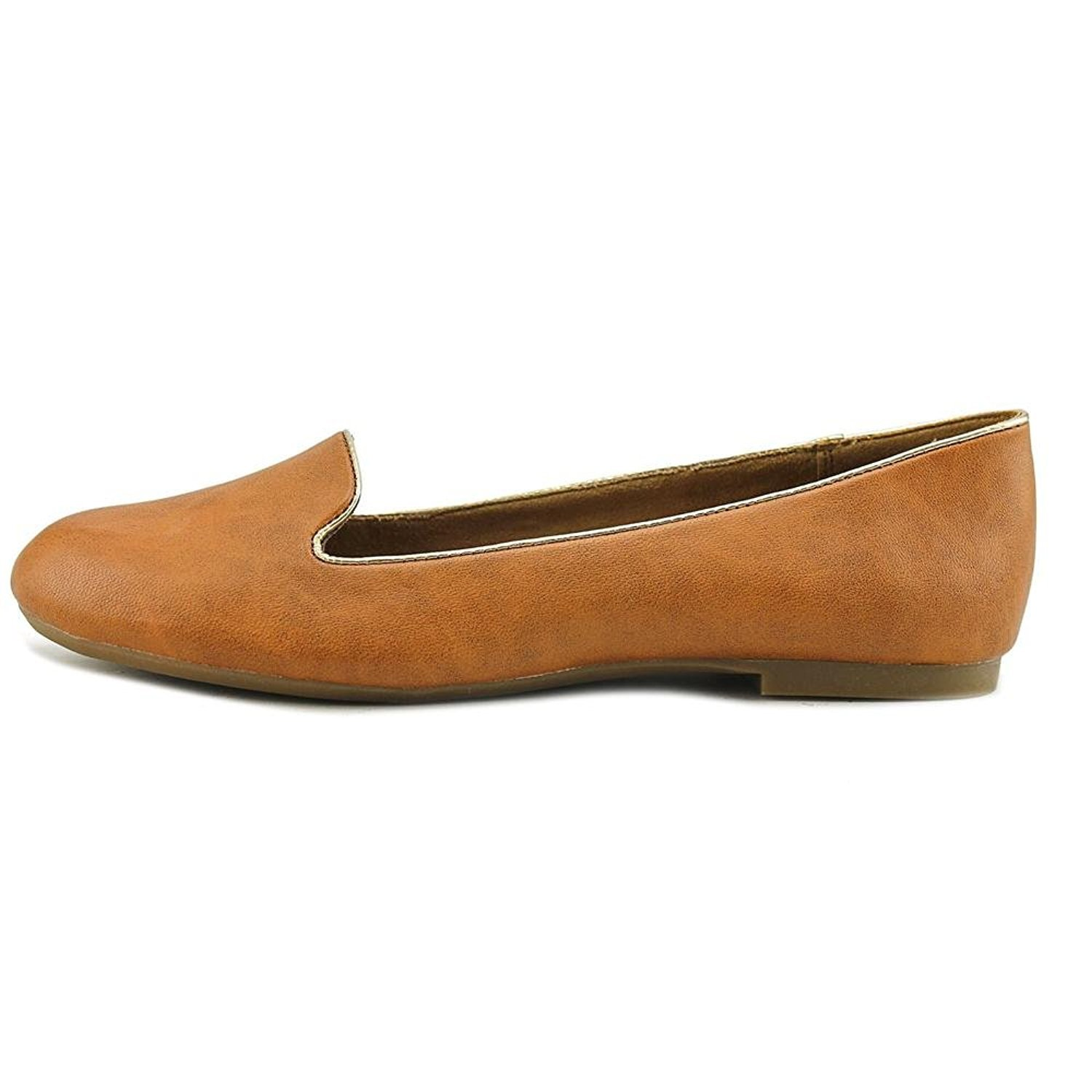 Style & Co. Womens Alysonn2 Closed Toe Slide Flats, Coffee, Size 7.0 by Style & Co.