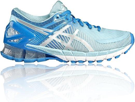 Asics Gel-Kinsei 6, Zapatillas de Gimnasia para Mujer, Multicolor (Diva Blue/Silver/Aqua Splash), 44.5 EU: Amazon.es: Zapatos y complementos