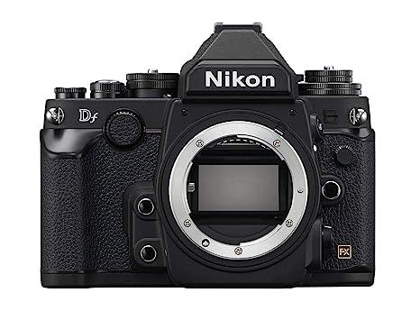Nikon DF Cámara réflex de Estilo Retro A 16.2 MP, Sensor CMOS FX ...