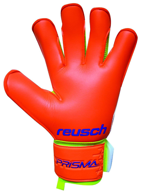1f3da5eebcb Amazon.com : Reusch Soccer Prisma Prime S1 Evolution Finger Support  Goalkeeper Gloves : Sports & Outdoors