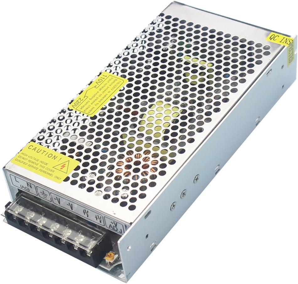 CNC Stepper//Servo Motor Driver Switching Power Supply 360W 36V 10A PSU 110V 220V