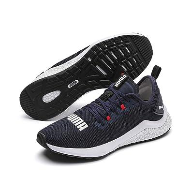 bd9d2655a68e PUMA Hybrid NX Running Shoes - SS19-8 - Navy Blue