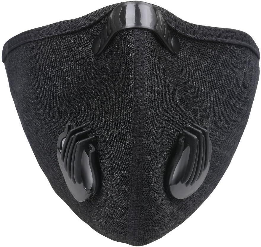 Ewolee Mascara Bicicleta Contaminacion - Mascara Polucion para ...