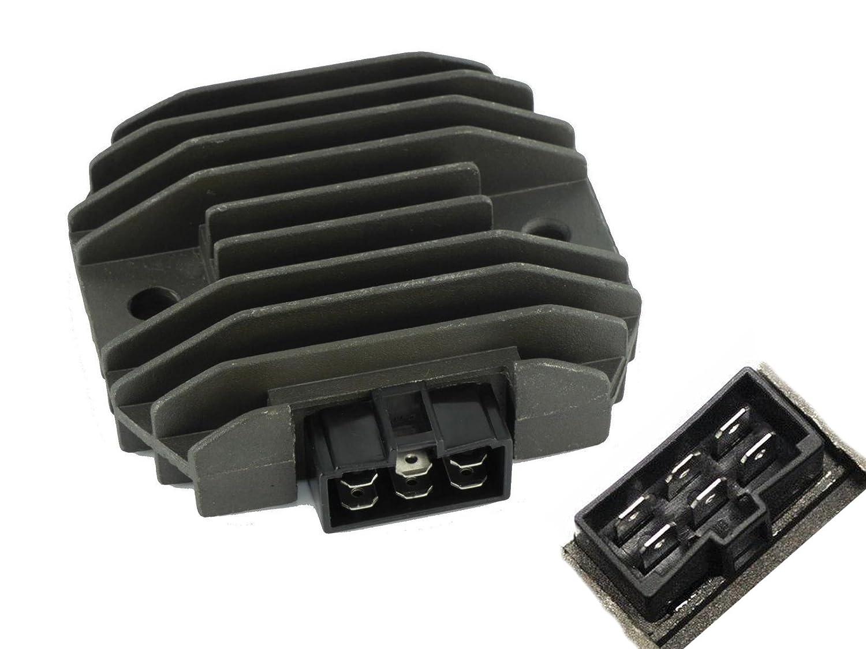 Amazon.com: Voltage Regulator Rectifier Kawasaki ZX600 Ninja ...