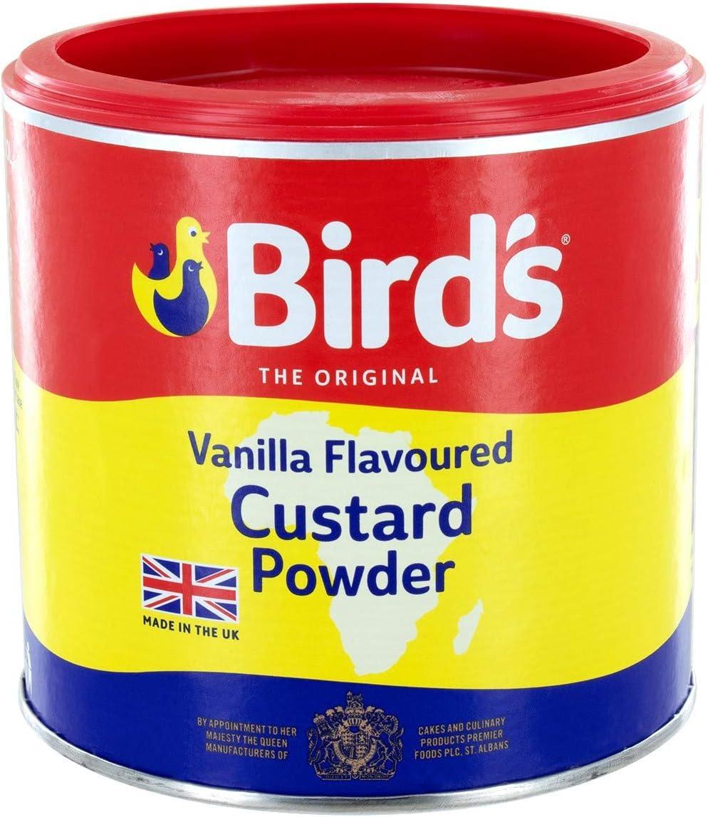 Bird's Custard Powder - 300g: Amazon.ca: Grocery