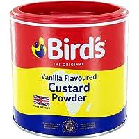Birds Birds Custard Powder Drum 300g, 300 g