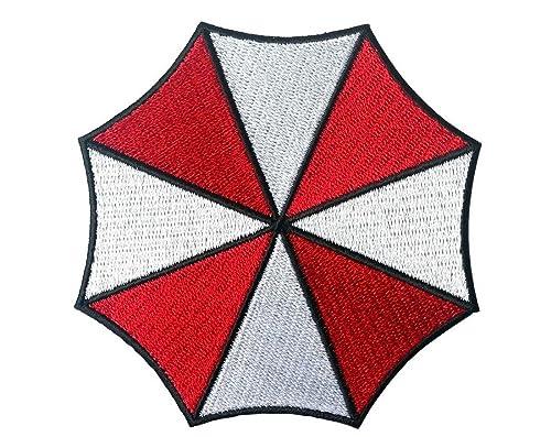 Umbrella Resident Evil - Parche, diseño paraguas pequeño, logo, parche
