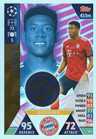 Road to Madrid 19 Robert Lewanowski Limitierte Edition Trading-Karte Match Attax 18//19 Champions League-Extra