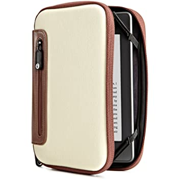 Amazon.com: Marware jurni Kindle Carcasa Protectora, Beige ...