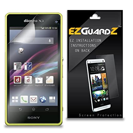 Amazon 5 Pack Ezguardz Screen Protector For Sony Xperia A2