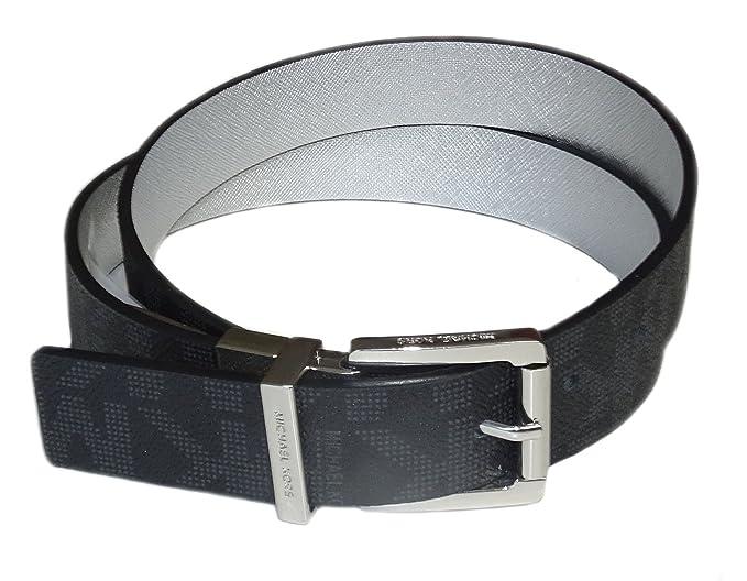 online in vendita più colori ottima vestibilità Michael Kors - Cintura - Donna nero S: Amazon.it: Abbigliamento