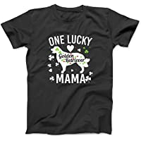 Mint Mama Funny Golden-Retriever Mom Patrick Shirt - Lucky Women Gifts T-Shirt