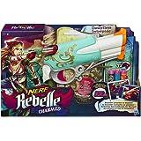 Hasbro Nerf B1699EU4 - Rebelle Charmed Dauntless, Spielzeugblaster