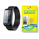 CEDO® Round edge 2.5 D Tempered glass for Garmin Vivoactive HR (Watch not Included)