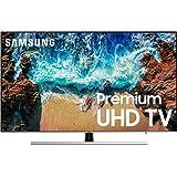Samsung NU800D Premium 4K UHD HDR Smart LED TV, 55in (Renewed)