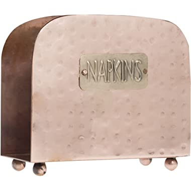 Home Essentials Napkin Holder Copper Finish (80978-HE)