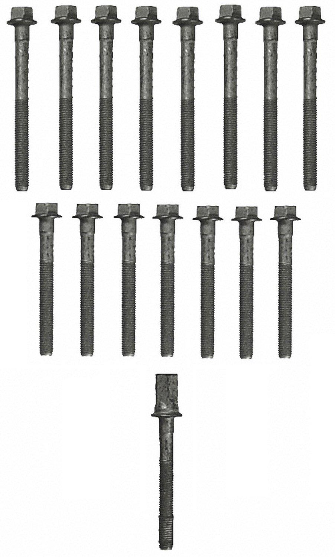 Fel-Pro ES 74018 Cylinder Head Bolt Set