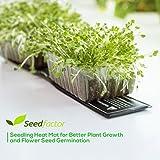 MET Certified Seedling Heat Mat, Seedfactor