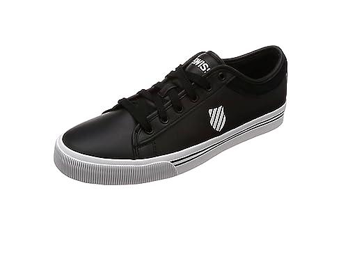 c6a74fd7fdc6e7 K-Swiss Men s Bridgeport II Fashion Sneaker  Amazon.co.uk  Shoes   Bags