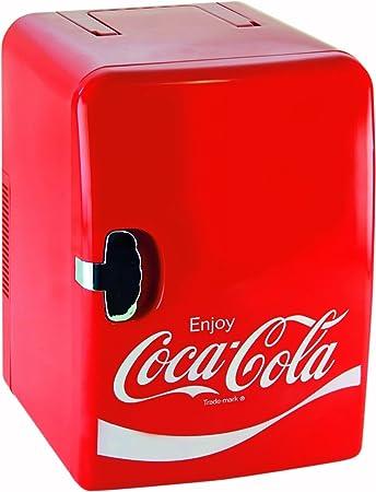Coca Cola Minifridge 25 Liter Minicooler 12V/230V Mini Kühlschrank ...