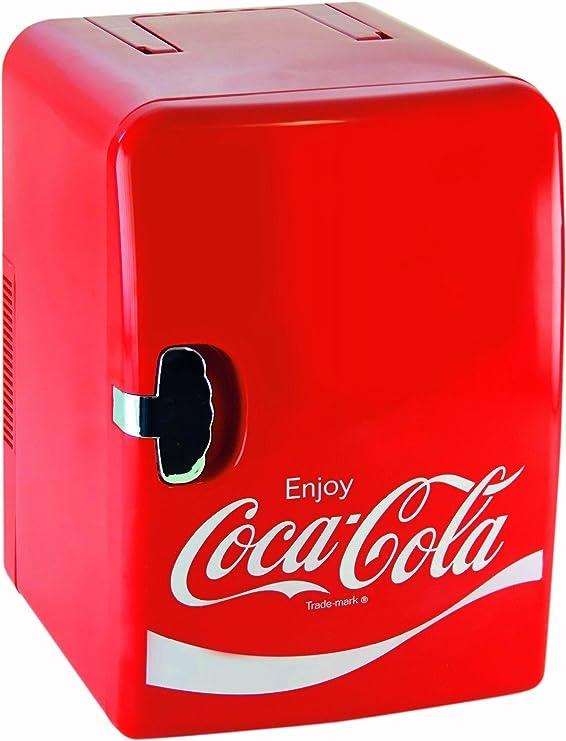 Coca Cola Mini Fridge 25 litros minicooler 12 V/230 V Mini ...
