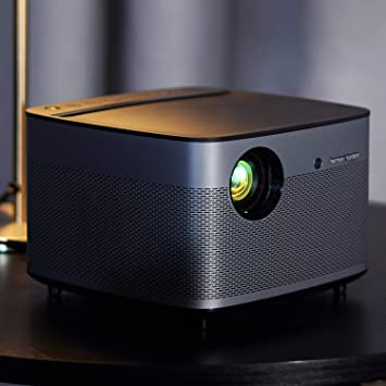 XGIMI - Proyector HD (900 lúmenes ANSI, LED de 3 + 16 GB, Android ...