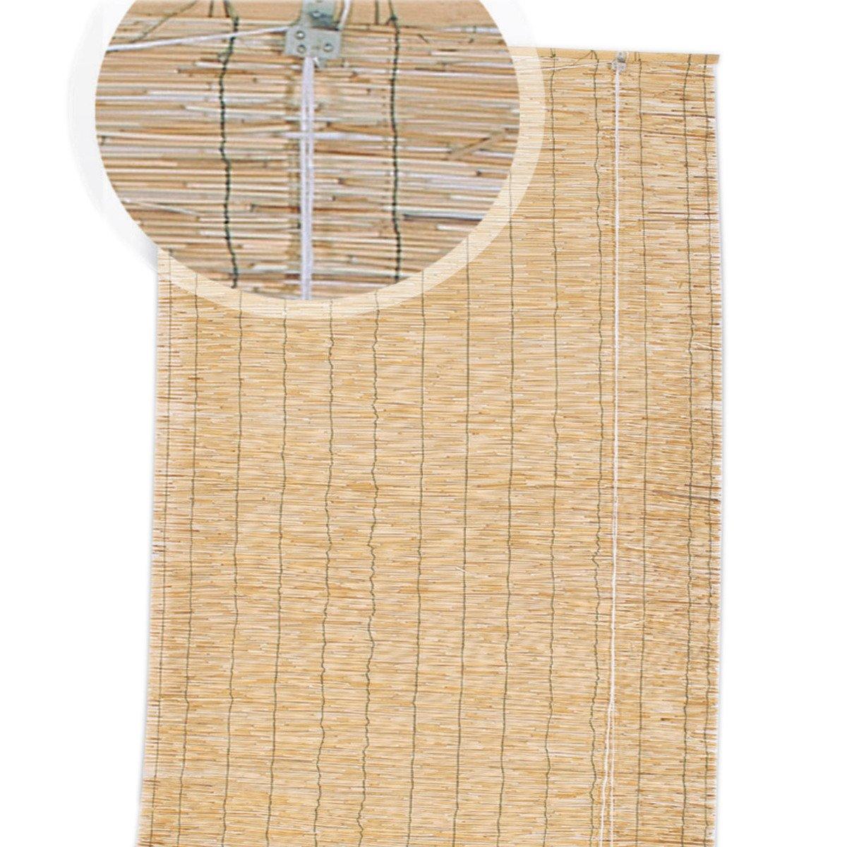 EV Arella Tapparella, Bambú, Beige, 120x260x0.5 cm