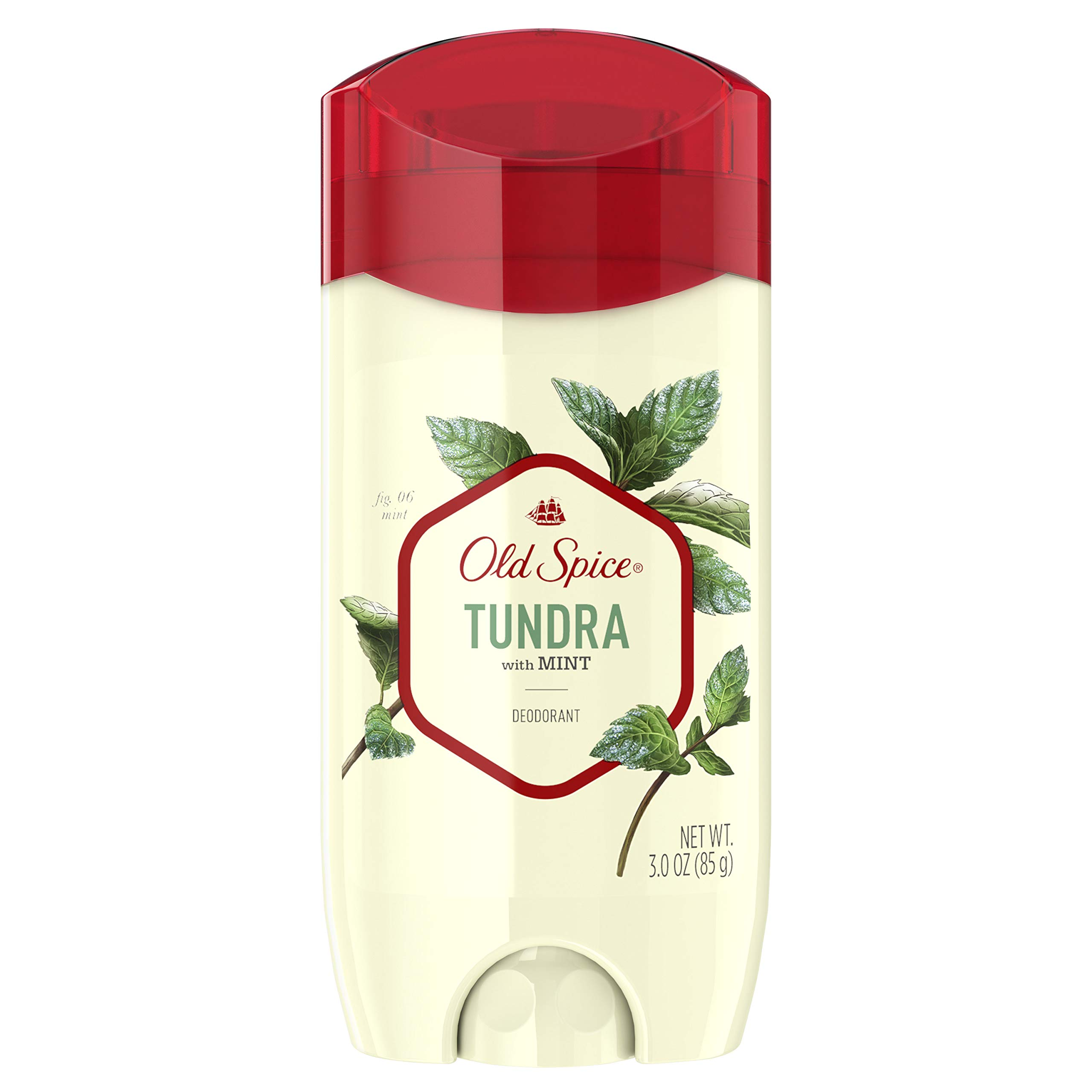 Old Spice Deodorant for Men, Tundra with Mint Scent, 3 Fluid Ounce (Pack of 12)