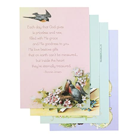 Amazon birthday inspirational boxed cards victorian birthday inspirational boxed cards victorian blessings bookmarktalkfo Choice Image
