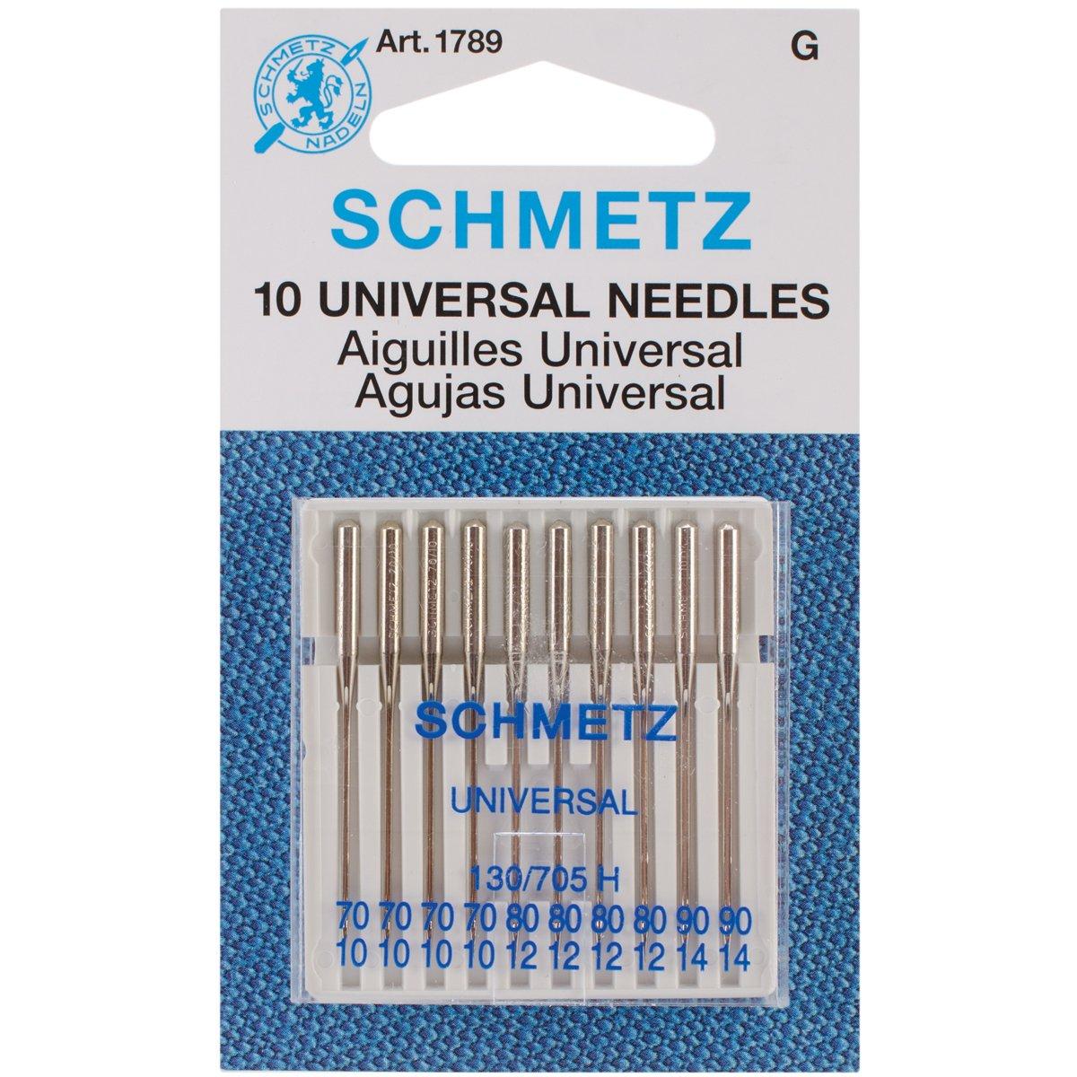 Euro-Notions Universal Machine Needles product image