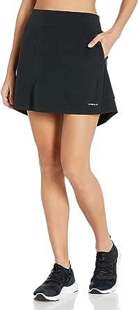 Cutter & Buck Annika Womens Moisture Wicking Drytec 50+ UPF Print Pull-on Jersey Skort Skort - Multi