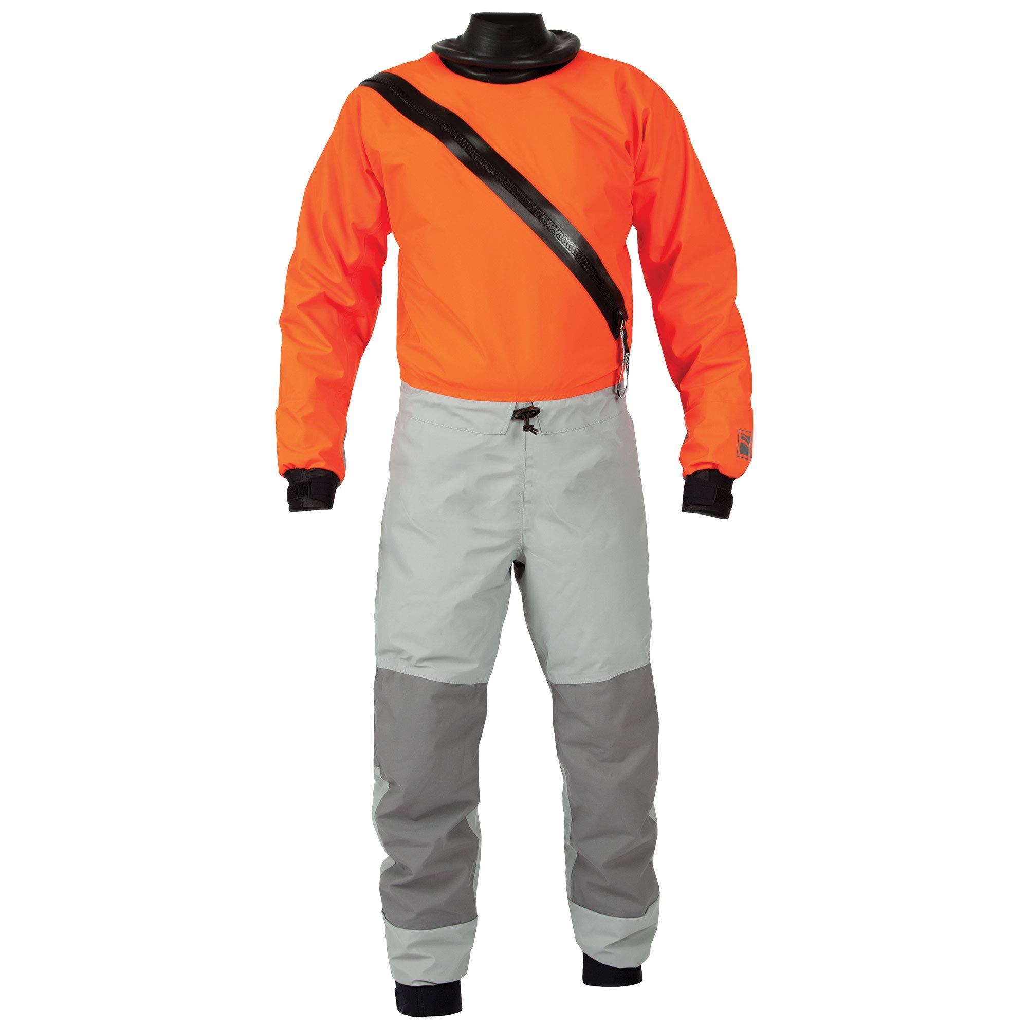 Kokatat Men's Hydrus Swift Entry Drysuit-Tangerine-L
