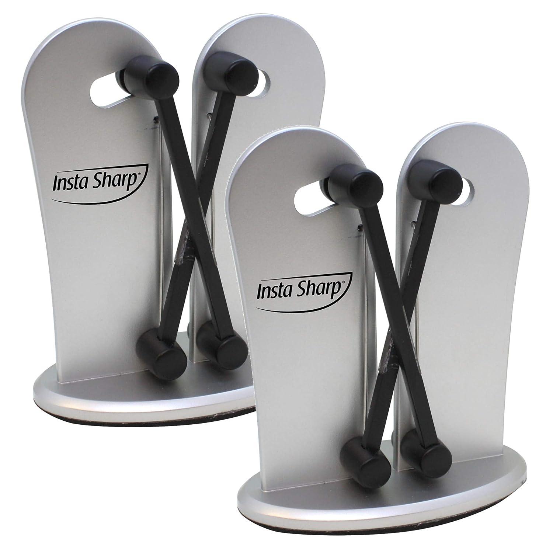 Insta Sharp afilador de Cuchillos Innovador, 1 + 1 Gratis de Best Direct
