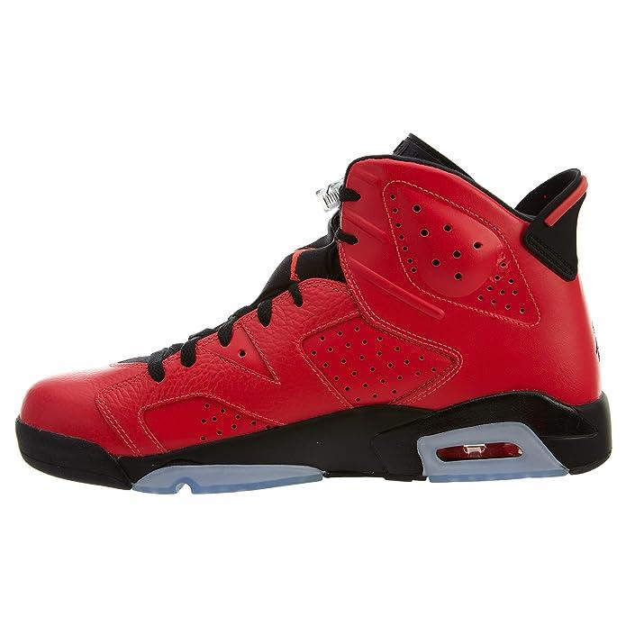 promo code af6bd 29d23 Amazon.com   AIR Jordan 6 Retro  Infrared 23  - 384664-623   Basketball