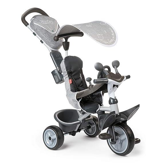 Smoby Baby Driver - Smoby Dreirad 4 in 1 Titan