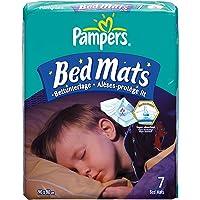 Pampers Bed Protection Mats - Carton of 3x7 Mats