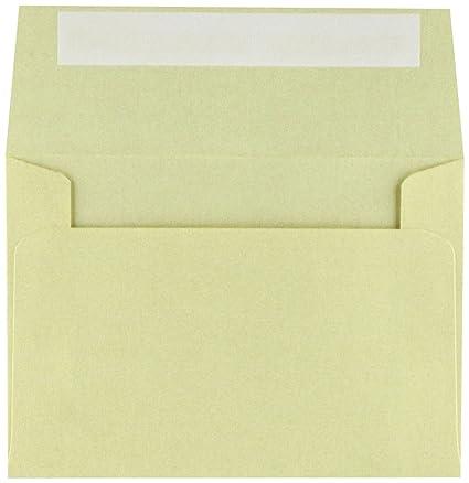 amazon com a1 invitation envelopes w peel press 3 5 8 x 5 1 8