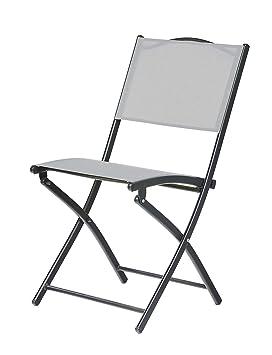 Imagin 2799 Chaise Pliante Gris 1 X 2 3 Cm