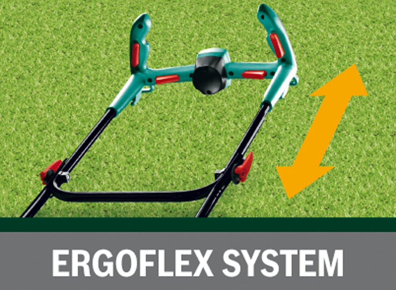 Bosch Rotak 32 Ergoflex - Cortacésped: Amazon.es: Bricolaje y herramientas