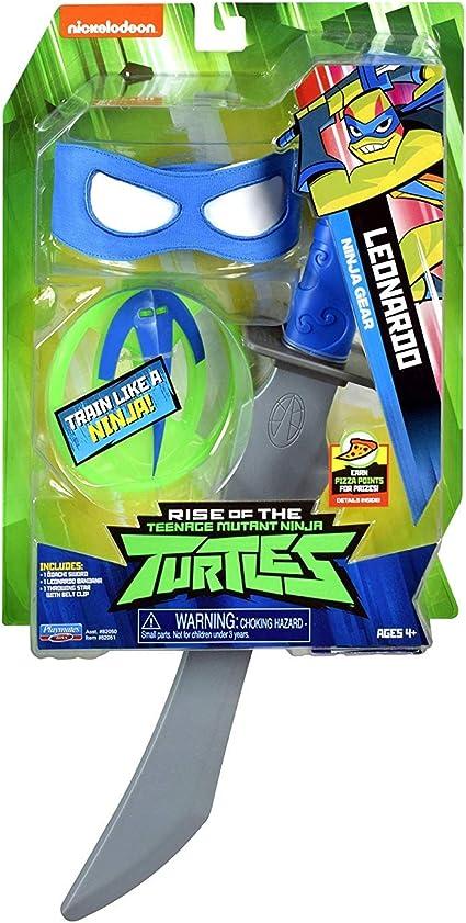 Amazon Com Rise Of The Teenage Mutant Ninja Turtles Leonardo S