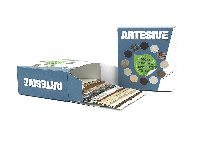 Artesive sample box campionario con oltre modelli di