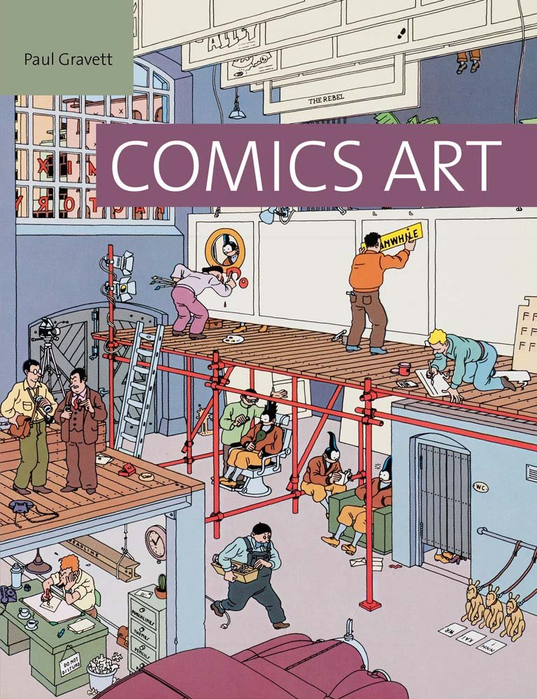 Comics Art ebook