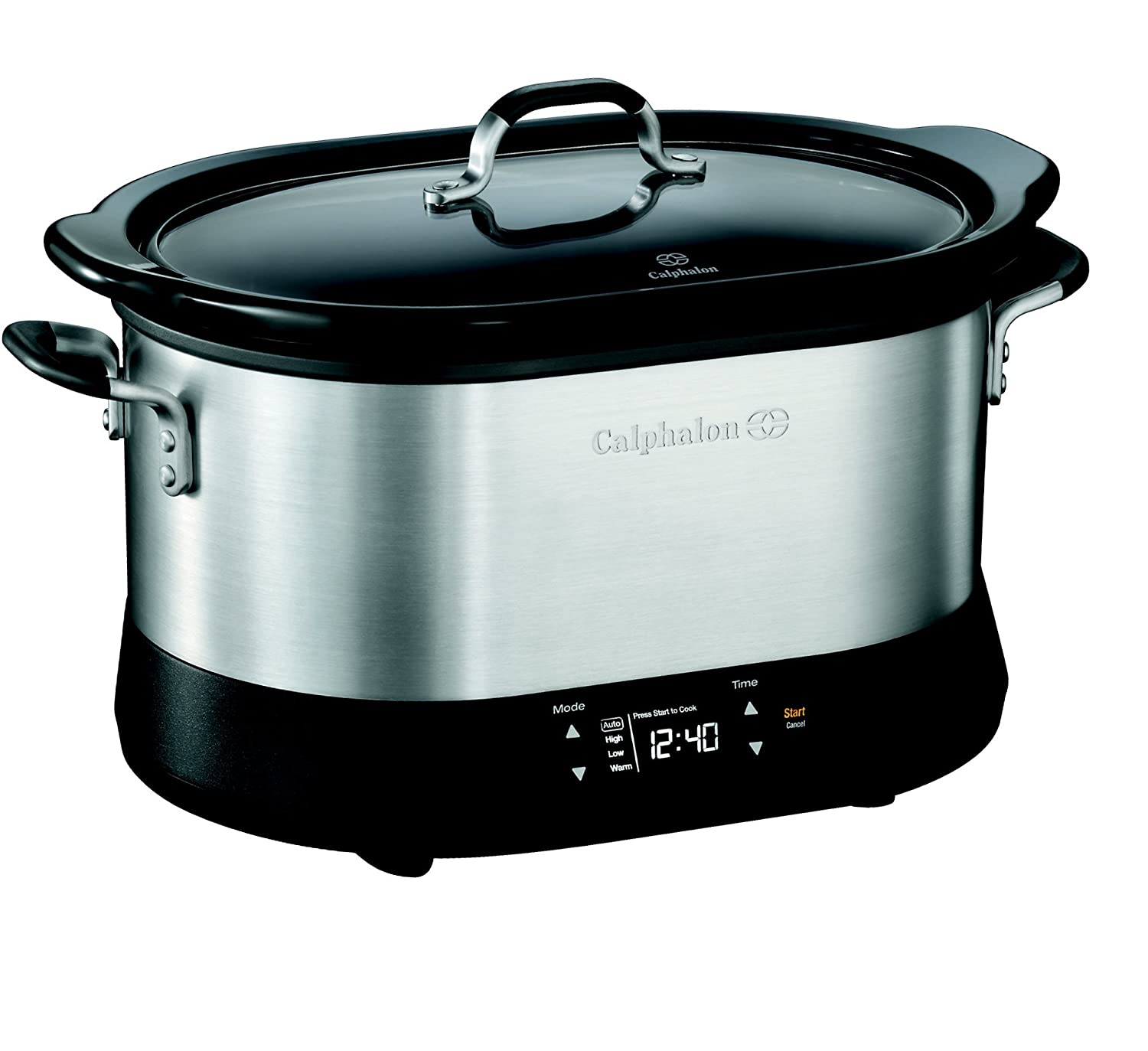 7-Quart Digital Slow Cooker